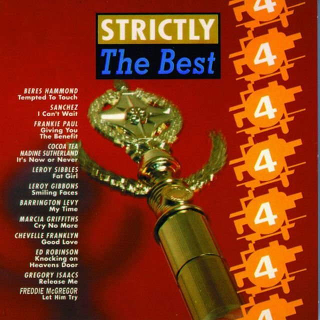 Strictly The Best Vol. 4