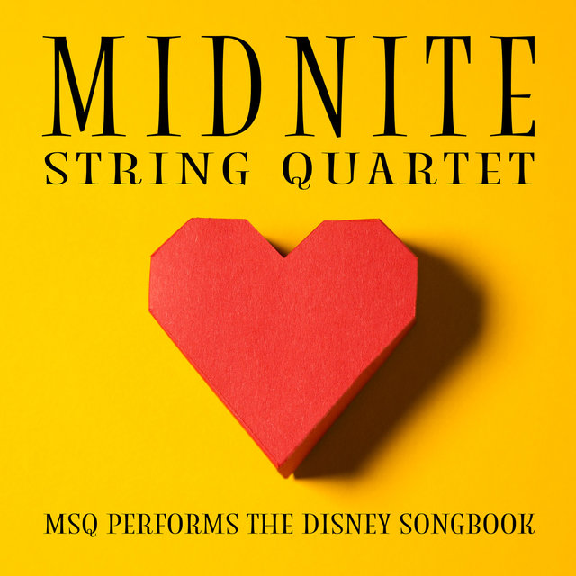 MSQ Performs the Disney Songbook