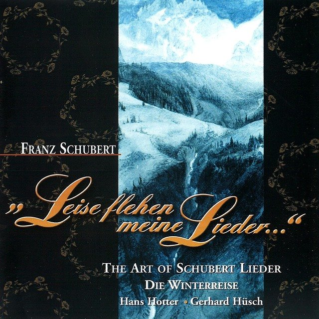 "Schubert ""Die Winterreise"" The Art of Schubert Lieder - Heinrich Schlusnus & Karl"