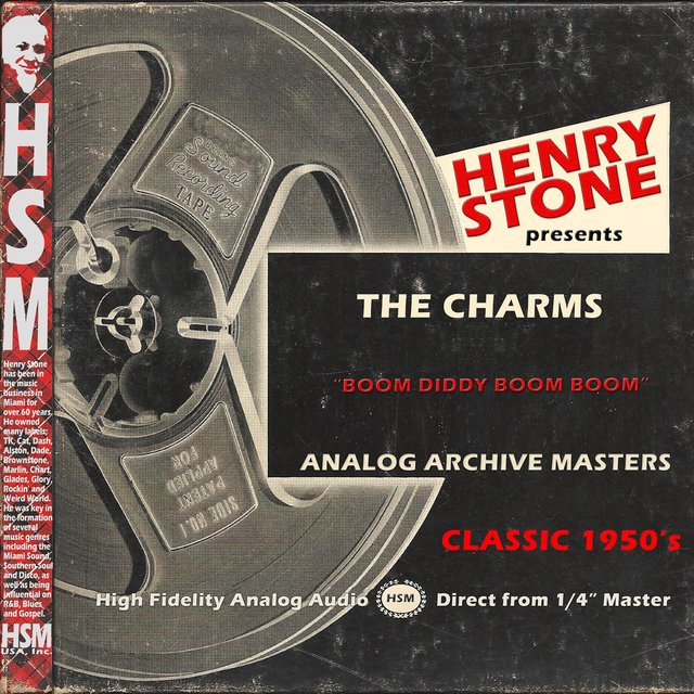 Henry Stone Presents Analog Archives the Charms1950's