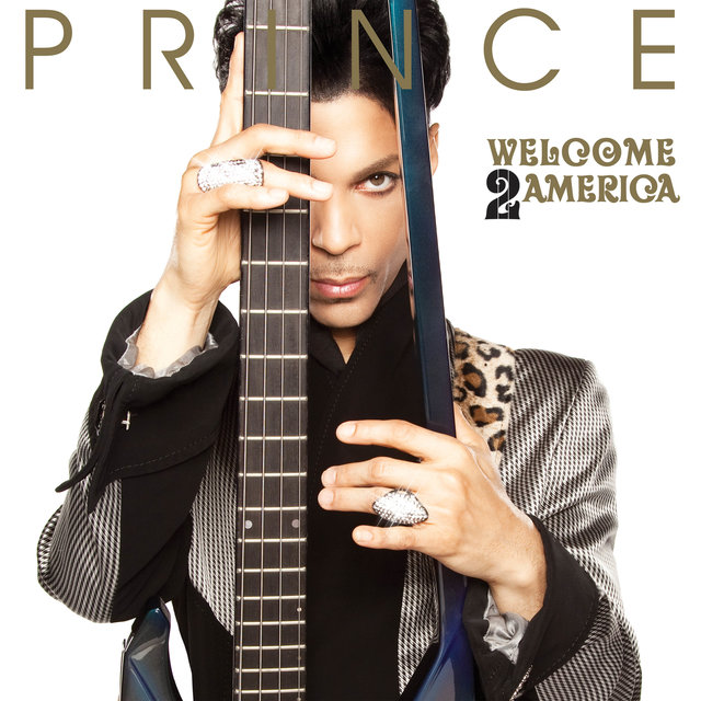 Cover art for album Welcome 2 America by Prince