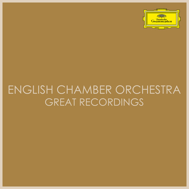 English Chamber Orchestra - Great Recordings