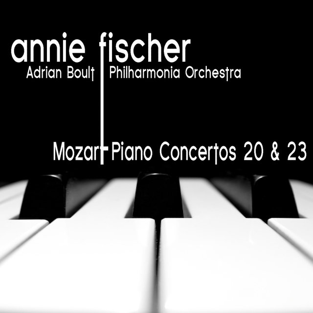Mozart: Piano Concertos 20 and 23