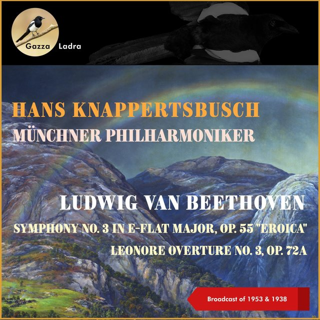 Ludwig Van Beethoven: Symphony No. 3 In E-Flat Major, Op. 55