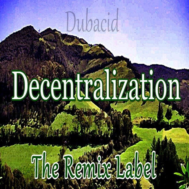 Decentralization (Deeptech Housemusic Meets Acid Techhouse Music Mix)