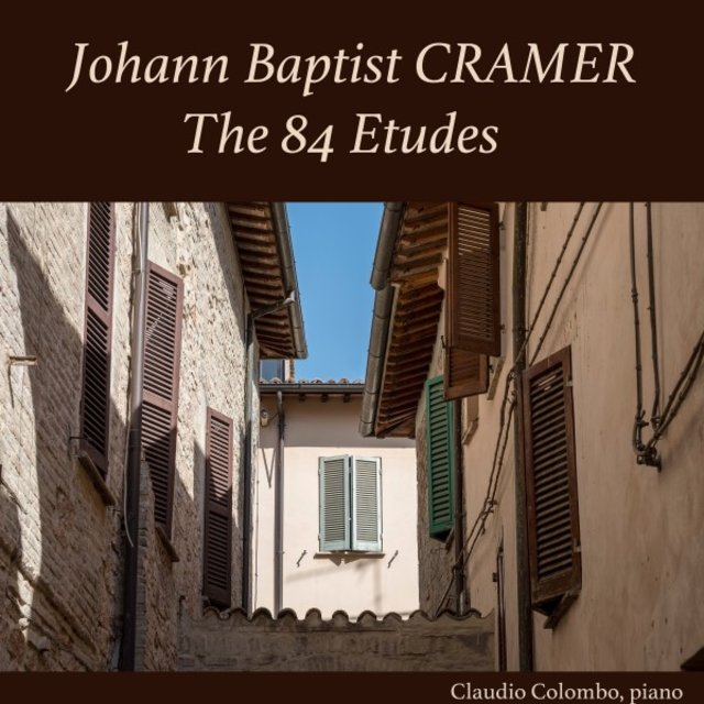 Johann Baptist Cramer: The 84 Etudes for Piano