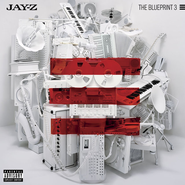 Cover art for album The Blueprint 3 by JAY-Z