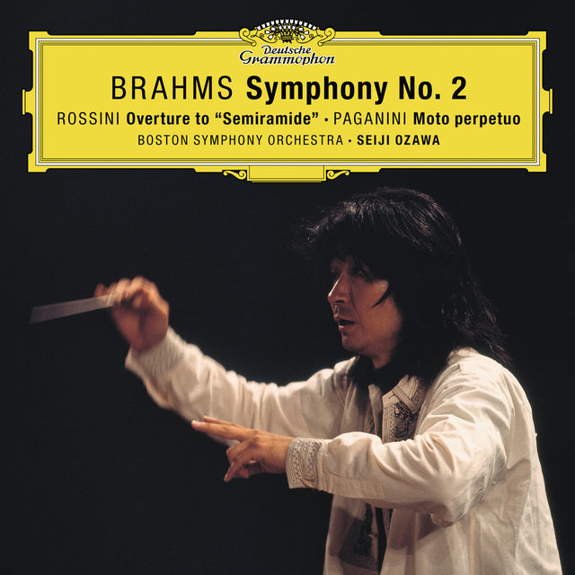 Brahms: Symphony No. 2 In D Major, Op. 73 / Rossini: Overture From
