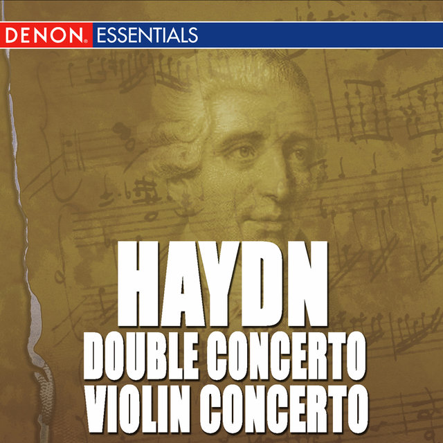Haydn: Double Concerto for Piano & Violin No. 6 - Concerto for Violin No. 1