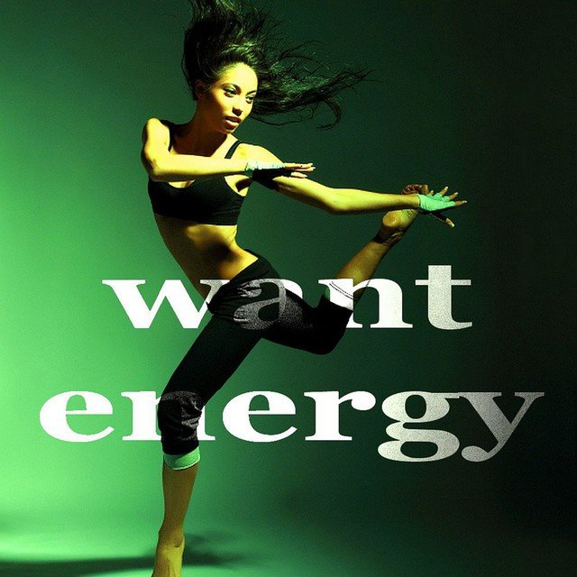 Want Energy (Vocal House Music)