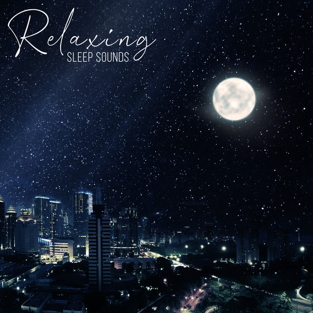Relaxing Sleep Sounds – Ambient White Noise Collection for Better Sleep Quality