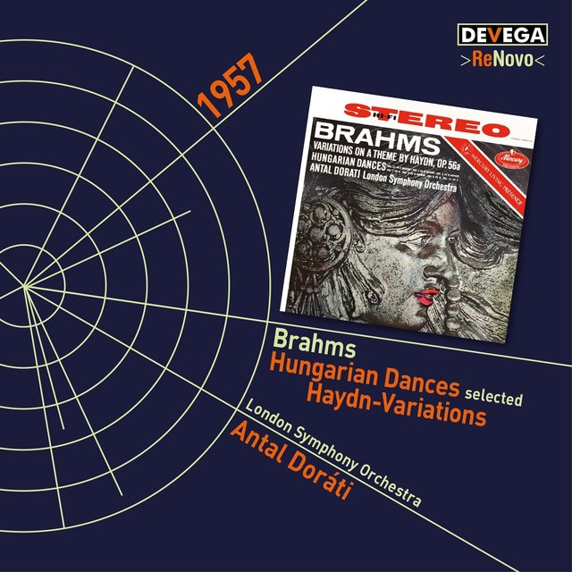 Brahms: Variations on a Theme by Haydn / Hungarian Dances
