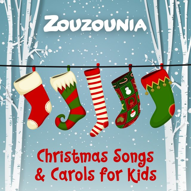 The Essential Christmas Songs & Carols for Kids