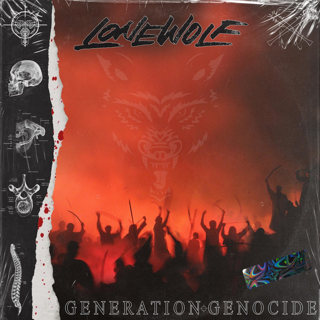 Lonewolf - Generation Genocide [single] (2021)