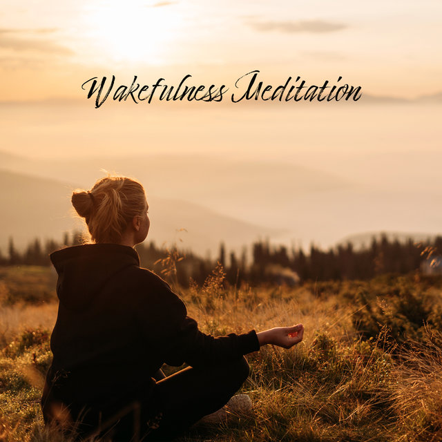Wakefulness Meditation - Hypnotic Rituals for Positive Energy Vibration and Deep Healing Power, Stability, and Presence, Instrumental New Age Music