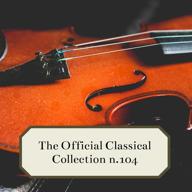 The Official Classical Collection n.104