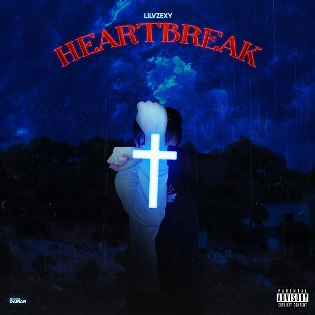 Cover art for album Heartbreak by Lilvzexy