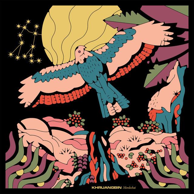 Cover art for album Mordechai by Khruangbin