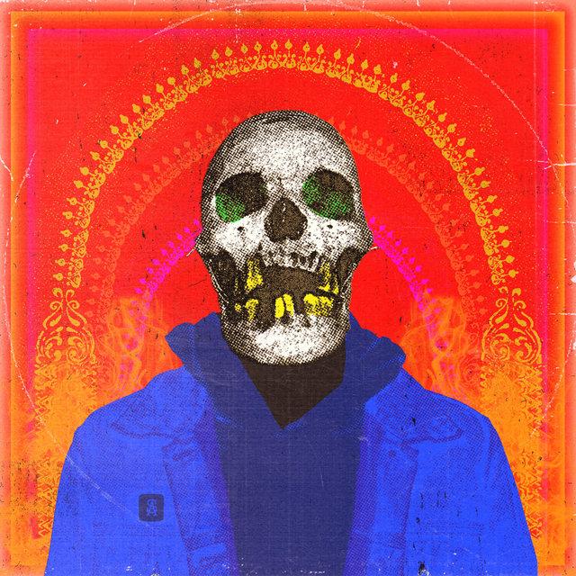 Cover art for album Winter by DJ Muggs