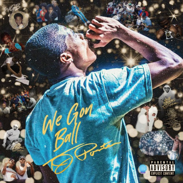 Cover art for album We Gon Ball by TJ Porter