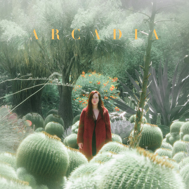 Cover art for album Arcadia by Lily Kershaw