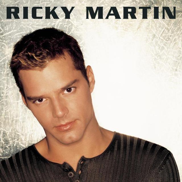 Cover art for album Ricky Martin by Ricky Martin