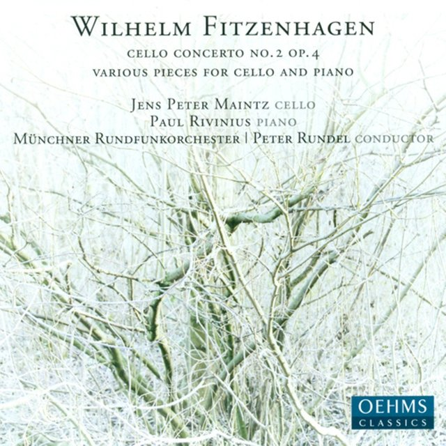 Fitzenhagen, W.: Cello Music