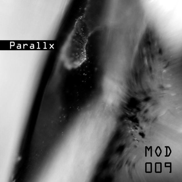 Cover art for album MOD009 by Parallx