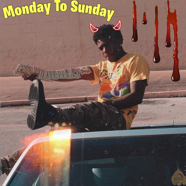 Monday to Sunday (official Audio)