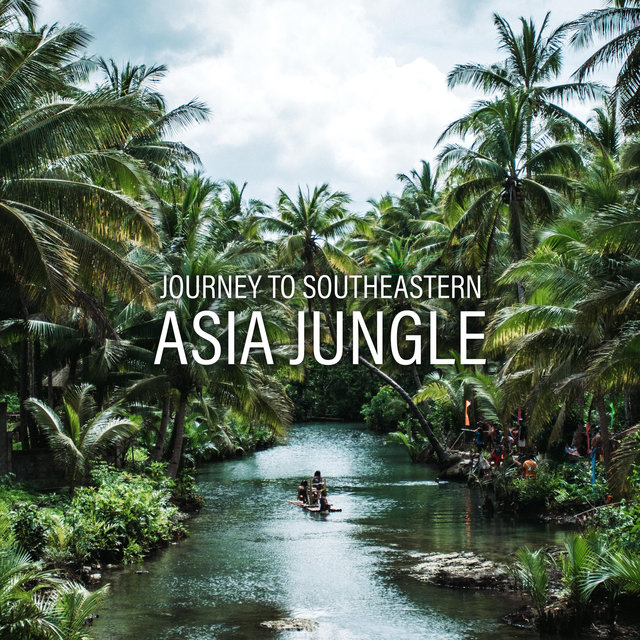 Journey To Southeastern Asia Jungle: Instrumental & Nature Exotic Music to Help You to Regain Peace of Mind, Reduce Muscle Tension and Relax