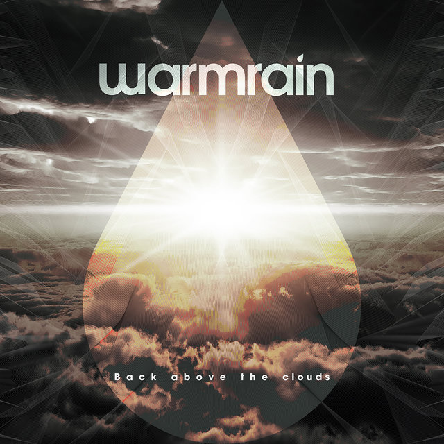 Cover art for album Back Above the Clouds by Warmrain