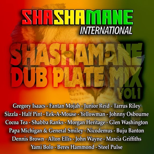 Shashamane Dub Plate Mix, Vol. 1