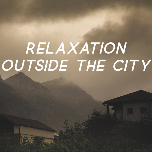 Relaxation Outside the City - Move Your Thoughts to the Forest and Rest to the Sounds of Nature Such as Water, Birds and Crickets