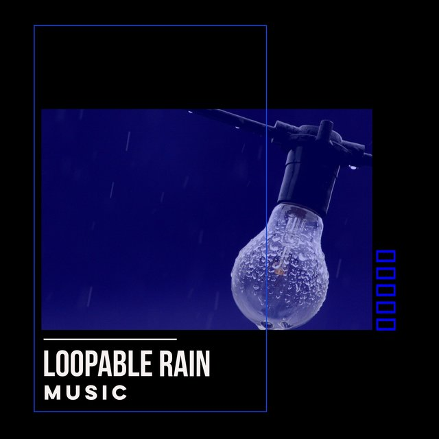 Peaceful Loopable Rain & Thunder Music