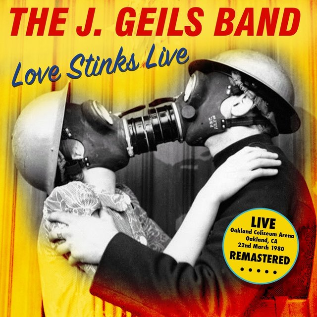 Love Stinks Live (Oakland Coliseum Arena, Ca 22Nd March 1980)