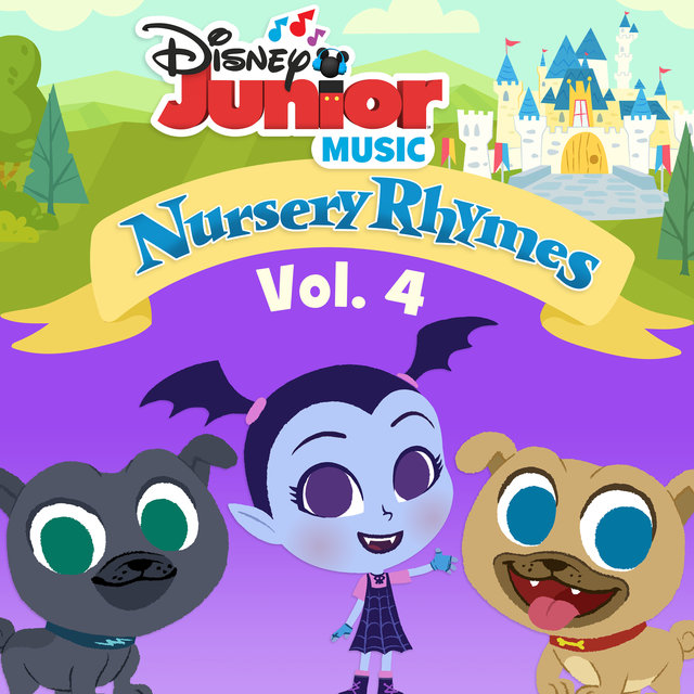 Disney Junior Music: Nursery Rhymes Vol. 4