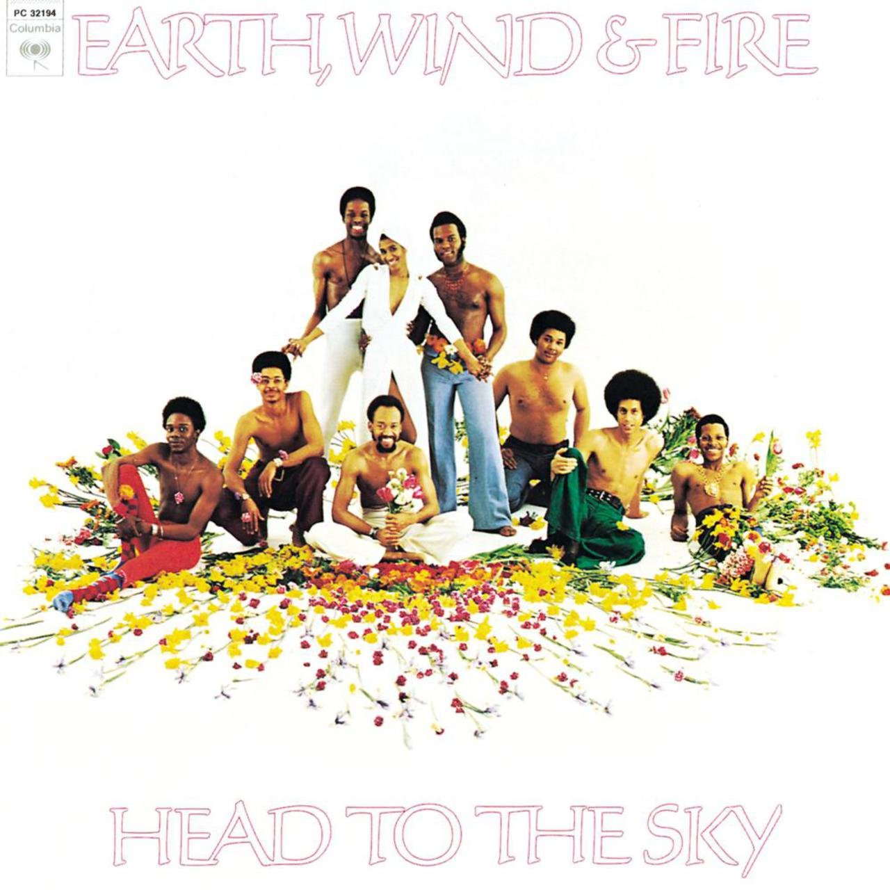 Image result for earth wind & fire head to the sky
