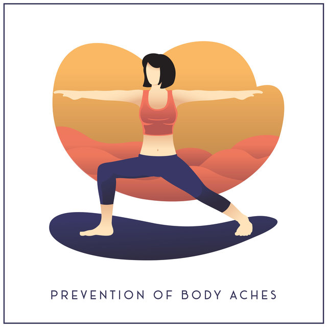 Prevention of Body Aches – Ambient New Age Music for Gentle Yoga Training