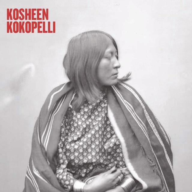 Cover art for album Kokopelli by Kosheen
