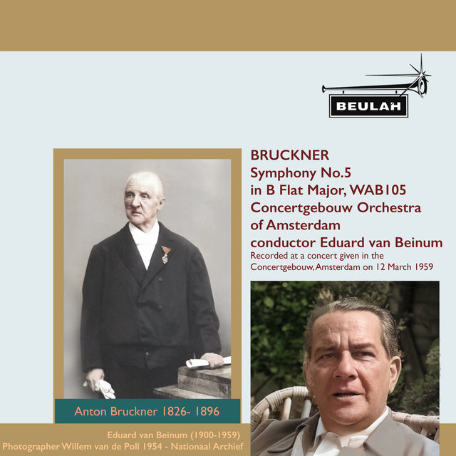 Bruckner: Symphony No.5 in B-flat major, WAB 105