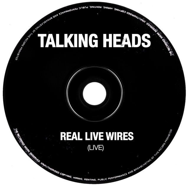 Talking Heads - Real Live Wires (Live)