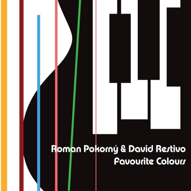Cover art for album Favourite Colours by Roman Pokorny, David Restivo