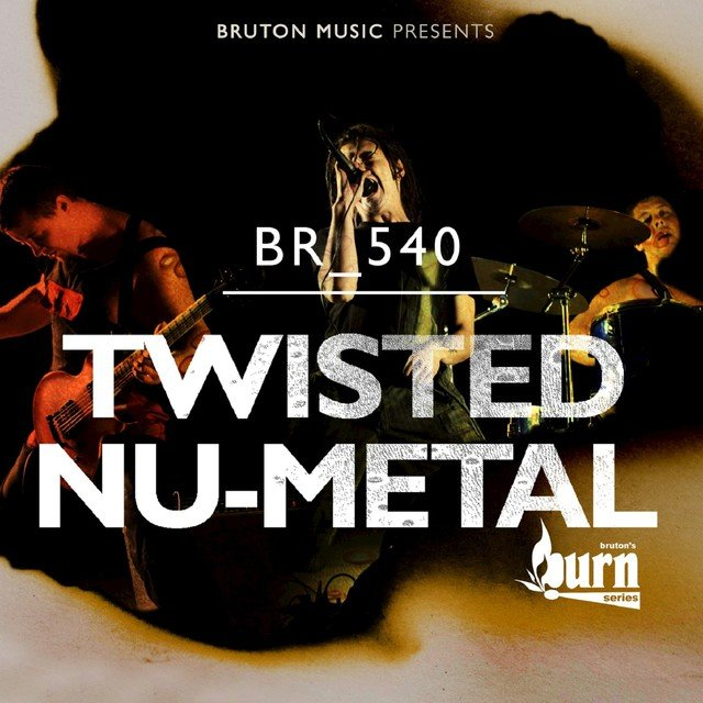 Burn Series: Twisted Nu Metal