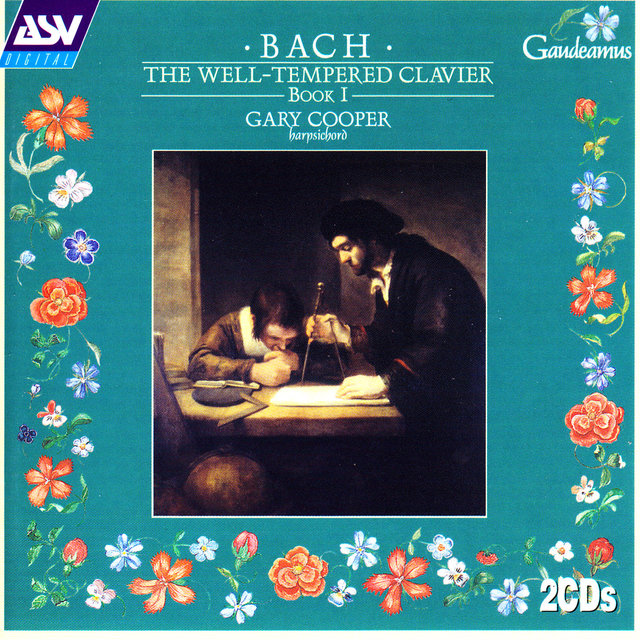J.S. Bach: The Well-Tempered Clavier Book 1 (BWV 846-869)