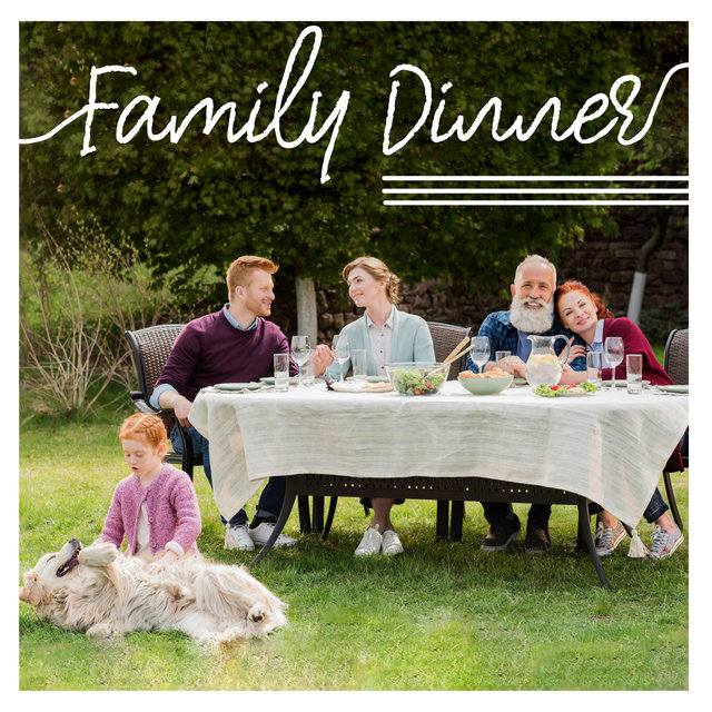 Family Dinner - Collection of Wonderful Instrumental Jazz That Will Make a Family Meal in the Restaurant Enjoyable and Relaxing