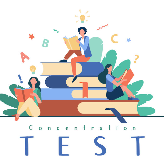 Concentration Test – New Age Music Collection for Study, Brainwave Entertainment, Creative Thinking, High Focus