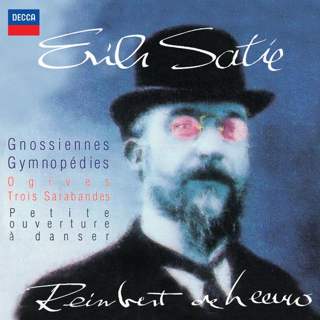 Cover art for album Satie: Gnossiennes; Gymnopédies; Ogives; Trois Sarabandes; Petite ouverture à danser. by Reinbert de Leeuw