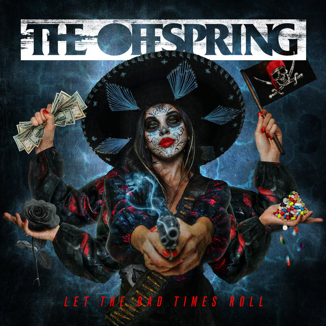 Cover art for album Let The Bad Times Roll by The Offspring
