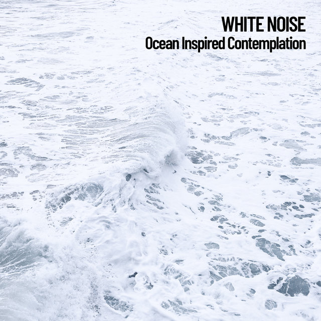 White Noise: Ocean Inspired Contemplation