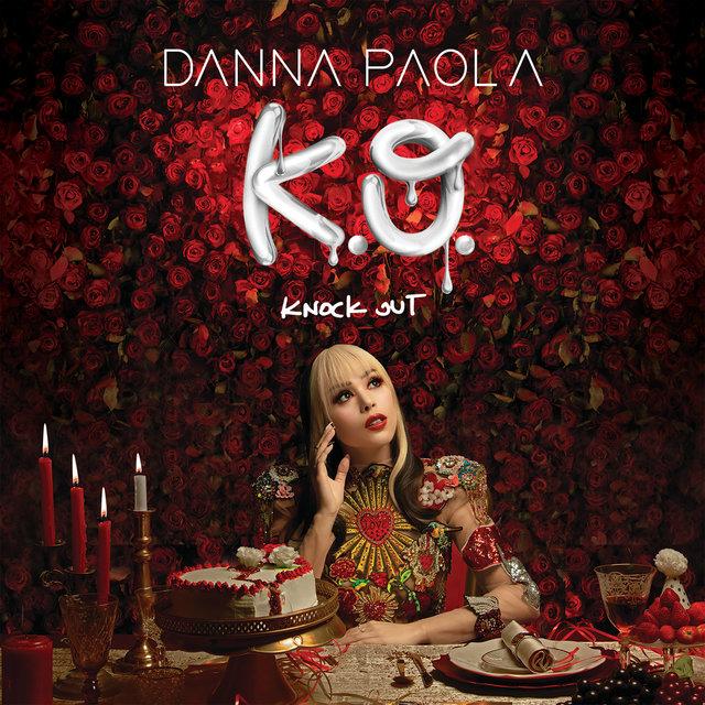 Cover art for album K.O. by Danna Paola